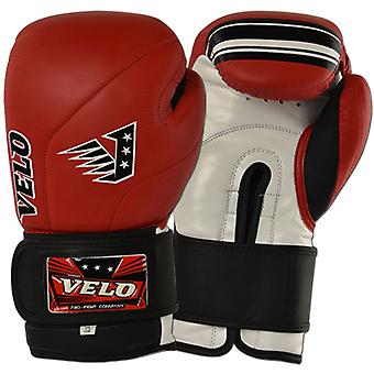 VELO Cowhide Leather Boxing Gloves DSH2