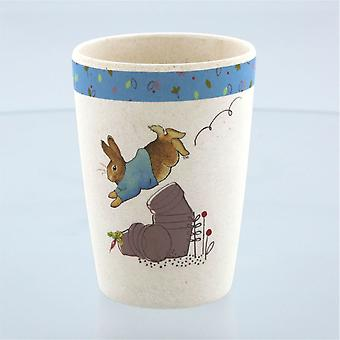 Peter Rabbit Organic Beaker Cup Childrens ECO FRIENDLY Gift