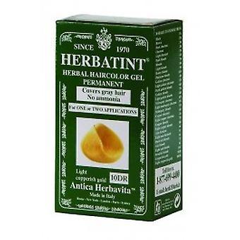 Herbatint - 10 Dr. licht Copperish goud