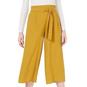 Sage | Belted Culottes Pants