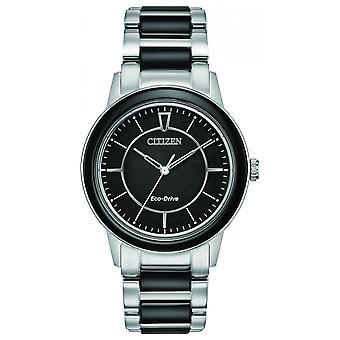 Kansalainen Hyvät Eco-Drive rannekoru WR100 Watch EM0741-51E