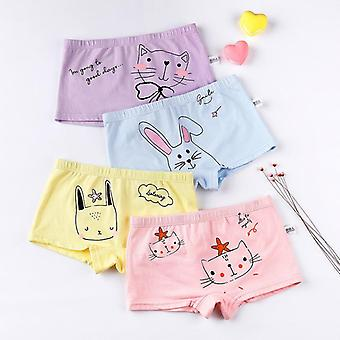 Boys Underwear Cartoon Printed Shorts Panties For Baby Boy