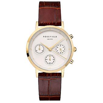 Rosefield the gabby Watch for Women Analog Quartz with Cowhide Bracelet NCDBG-N93