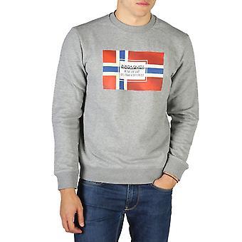 Napapijri - bera-men's lange mouwen sweatshirt
