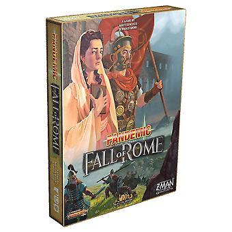 Pandemic Fall of Rome Board Game