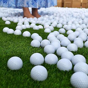 Gmarty 10pcs/pack Golf Bälle - Indoor / Outdoor Training Trainingshilfen