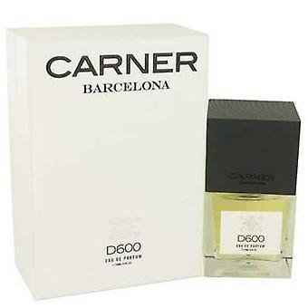 D600 By Carner Barcelona Eau De Parfum Spray 3.4 Oz (women) V728-534964