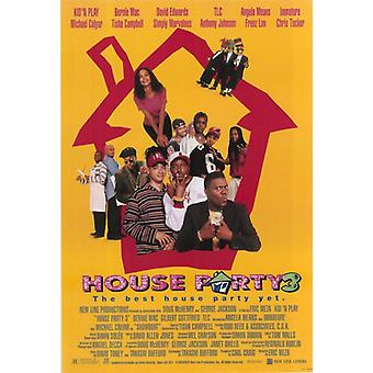House Party 3 film plakat Print (27 x 40)