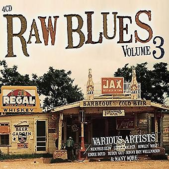 Various Artist - Raw Blues Vol 3 [CD] USA import