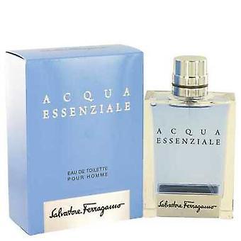 Acqua Essenziale By Salvatore Ferragamo Mini Edt .17 Oz (men) V728-538167