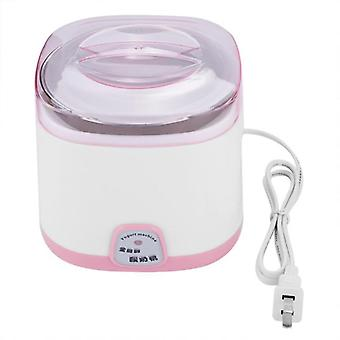 Electric Yogurt Maker Machine& Container Kithchen Beker