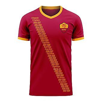 Roma Francesco Totti Tribute Kotipaita