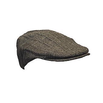 Walker and Hawkes - Uni -Sex Wool Classic Flat Cap