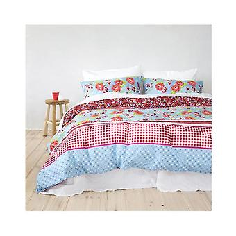 Bambury Quilt Cover Queen Set Torquay