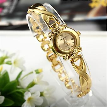 Women Bracelet, Small Dial Quartz, Leisure Popular Wristwatch