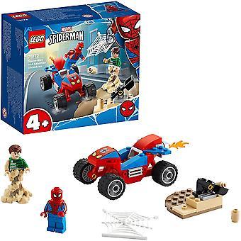 LEGO 76172 Spider-Man og Sandman Showdown
