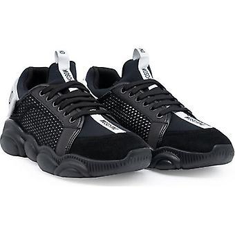 Moschino Velcro Heel Sneakers