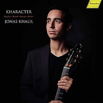 Kharacter [CD] USA import