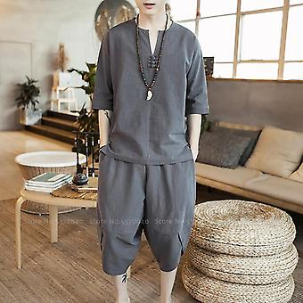 Chinese Style Men Suit