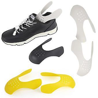 Praktische Schuh Stretcher Biegen Crack Anti Crease Toe Cap Unterstützung Halten