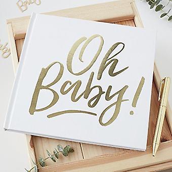 ! מותק! ספר אורחים-ספר מסיבת התינוק