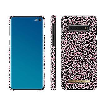 iDeal von Schweden für Samsung Galaxy S10- üppigen Leopard