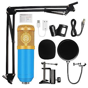 Microphone Studio Professional Bm800 Condenser Sound Recording For Computer