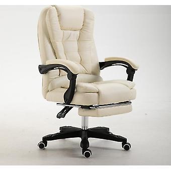 Presidente executivo do escritório, jogo de computador ergonômico, cadeira de internet e café