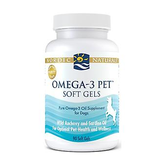 Omega-3 Pet 90 softgels