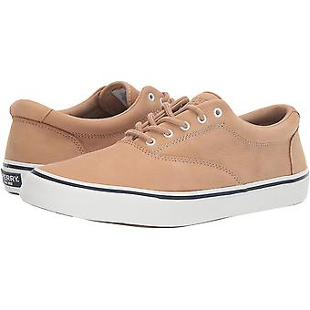 Sperry Mens Striper II CVO Low Top Lace Up Fashion Sneakers