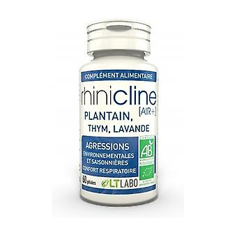 ORGANIC rhinicline 60 capsules