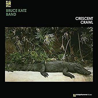 Bruce Katz Band - Crescent Crawl [Vinyl] USA import