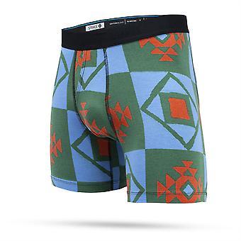 Stance Men&s Boxer Briefs ~ Eternos grön