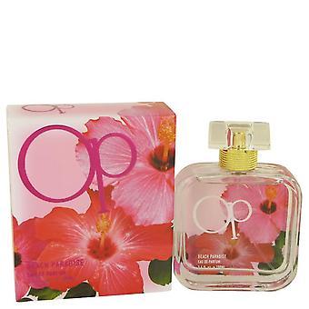 Beach Paradise Eau De Parfum Spray By Ocean Pacific 3.4 oz Eau De Parfum Spray