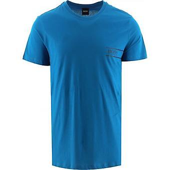 BOSS Sininen RN 24 T-paita