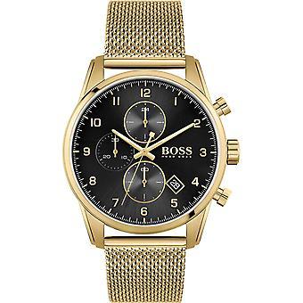 Mens Watch Hugo Boss 1513838, Quartz, 44mm, 5ATM