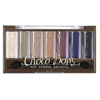 Lovely Eyeshadow Choco Bons