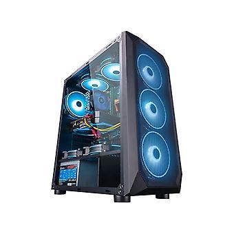 Koottu työpöytä, Tietokone Intel, Halpa Pelaaminen