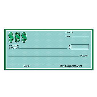 Chèque du gagnant (Pack de 12)