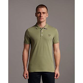Lyle & Scott Polo Shirt - Moss