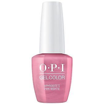 OPI GelColor Gel Polish Aphrodite's Roze Nachthemd
