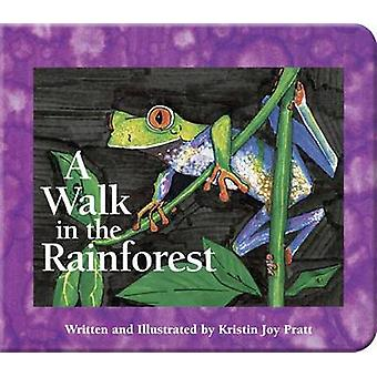 Une promenade dans la forêt tropicale par Kristin Joy PrattSerafini