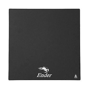 Creality 3D Printer Build Surface Heat Bed Platform Sticker Sheet 9 Inch * 9 Inch for Ender-3
