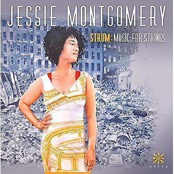 Montgomery / Catalyst Quartet / Publiquartet - Strum: Music for Strings [CD] USA import