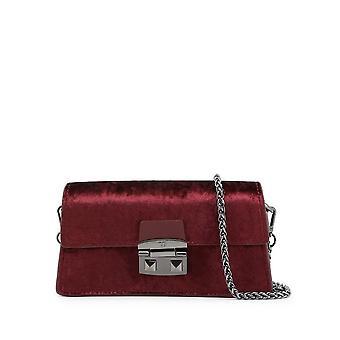 Trussardi -BRANDS - Bags - Clutches - CORIANDOLO-75B00554-99R290 - Women - Red