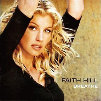 Faith Hill - respirer importation USA [CD]