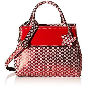 Laura Vita3305DonnaRox Handborsa (Rouge)13x23x29 Centimeters (B x H x T)