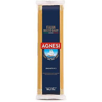 Agnesi Italian Spaghetti 500g