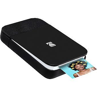 Smile Fotodrucker für Smartphone (IOS und Android) - Tintenloser Sofortdrucker, Bluetooth, 5 x 7,6