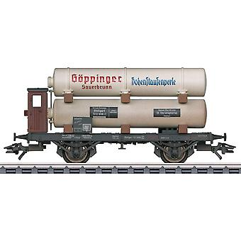 Modellbahn-Waggon